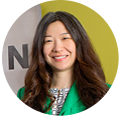 Headshot of Sandy Hu