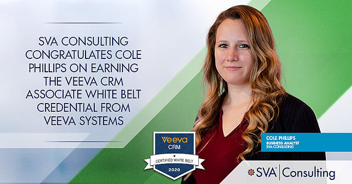 sva-consulting-congratulates-cole-phililips-on-earning-veeva-crm-associate-white-belt-credential-from-veeva-systems-2021