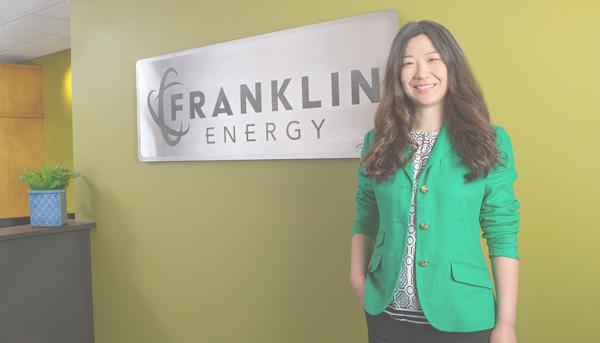 Sandy Hu of Franklin Energy