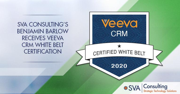 sva-consulting-benjamin-barlow-receives-veeva-crm-white-belt-certification-2020