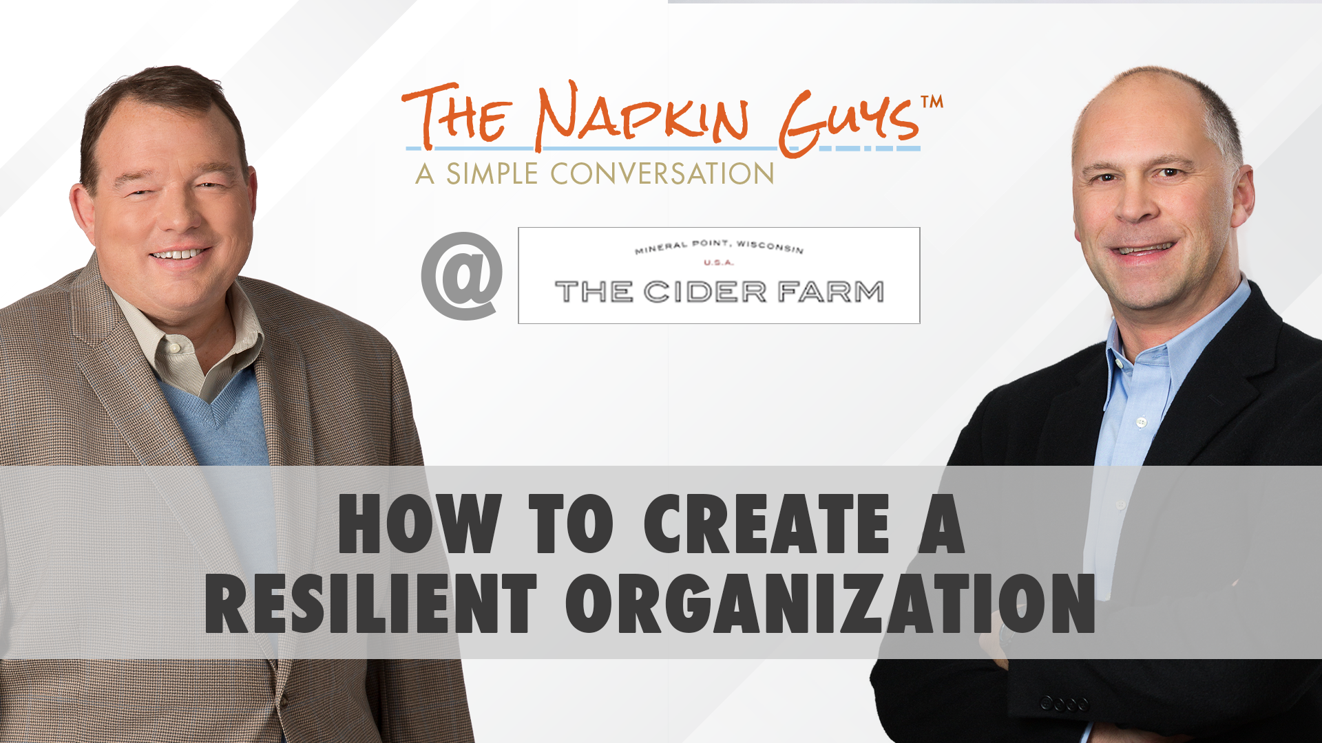 How to Create a Resilient Organization