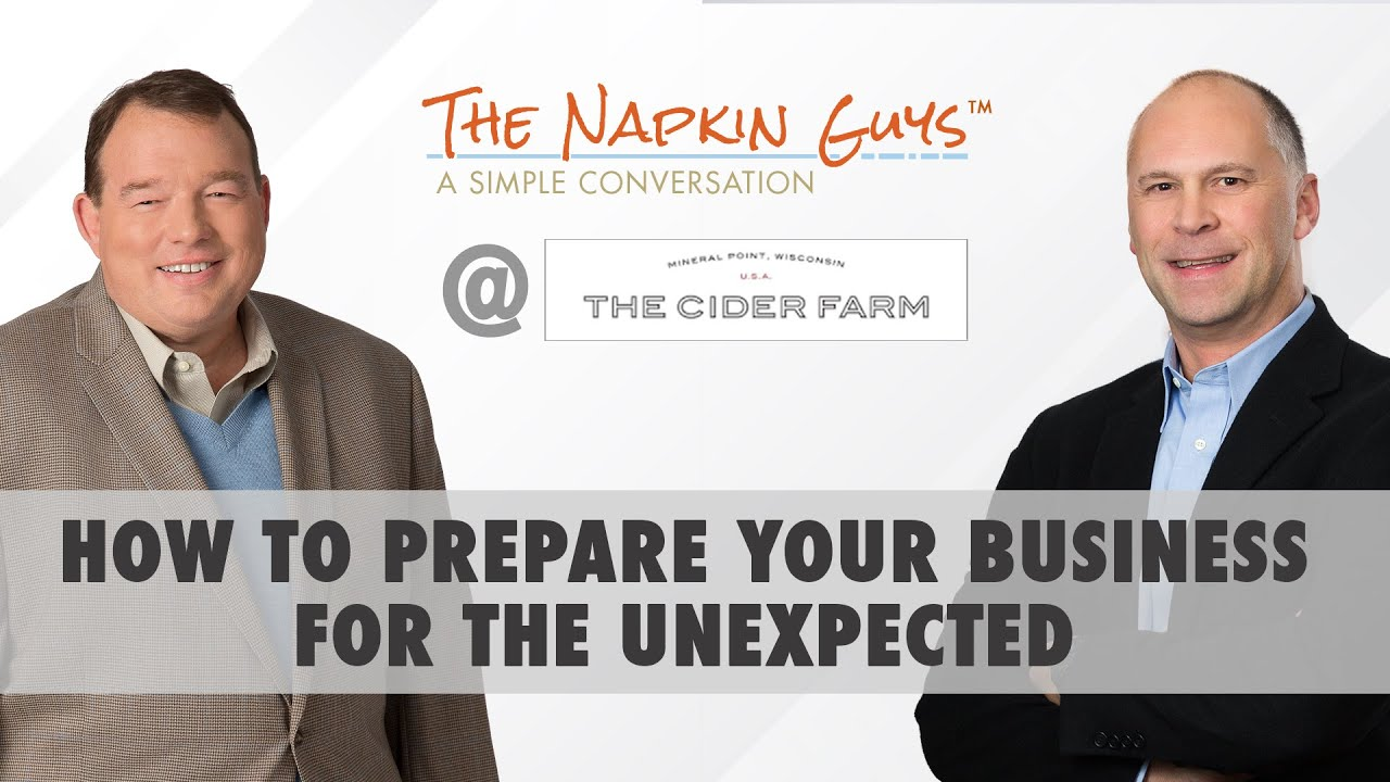 How to Prepare Your Business for the Unexpected