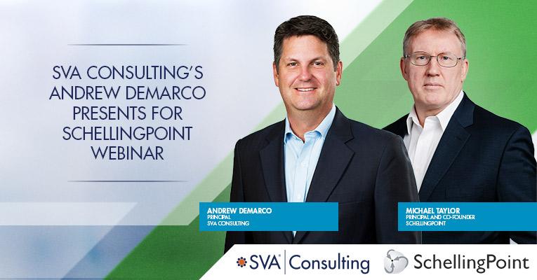 Andrew Demarco Presents for SchellingPoint Webinar